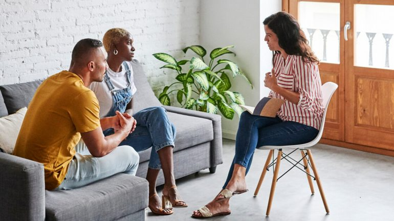 Benefits to expect from Life-support family relationship counseling session